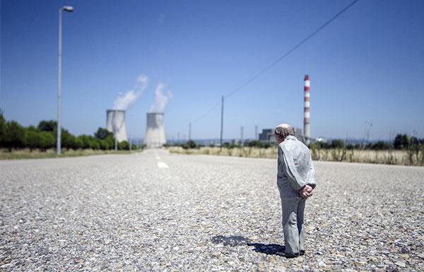 Central termoeléctrica de Pego